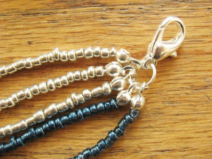 Make This - Multi-Strand Bracelet orNecklace - Luxe DIY - How Did You Make This?