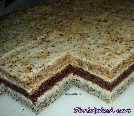 kolač Štraftasti kolač