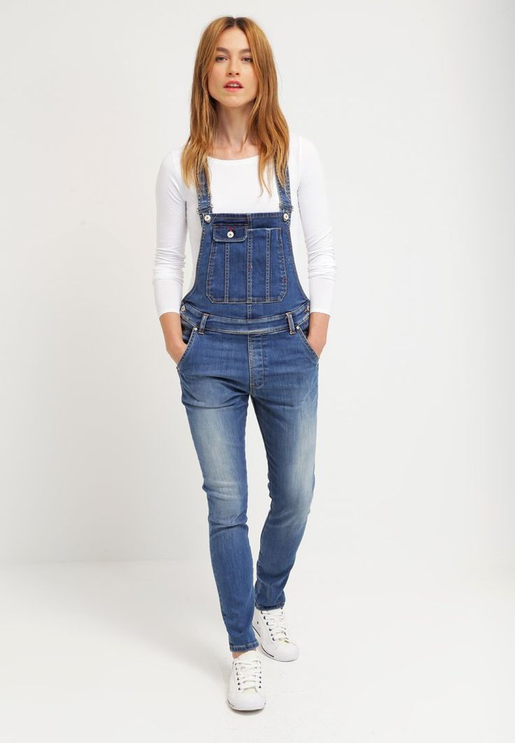25 best salopette jeans ideas on pinterest. Black Bedroom Furniture Sets. Home Design Ideas
