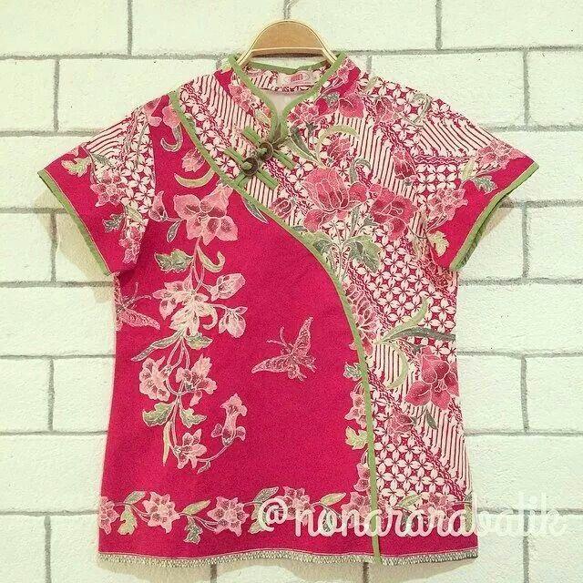 Indonesia Batik