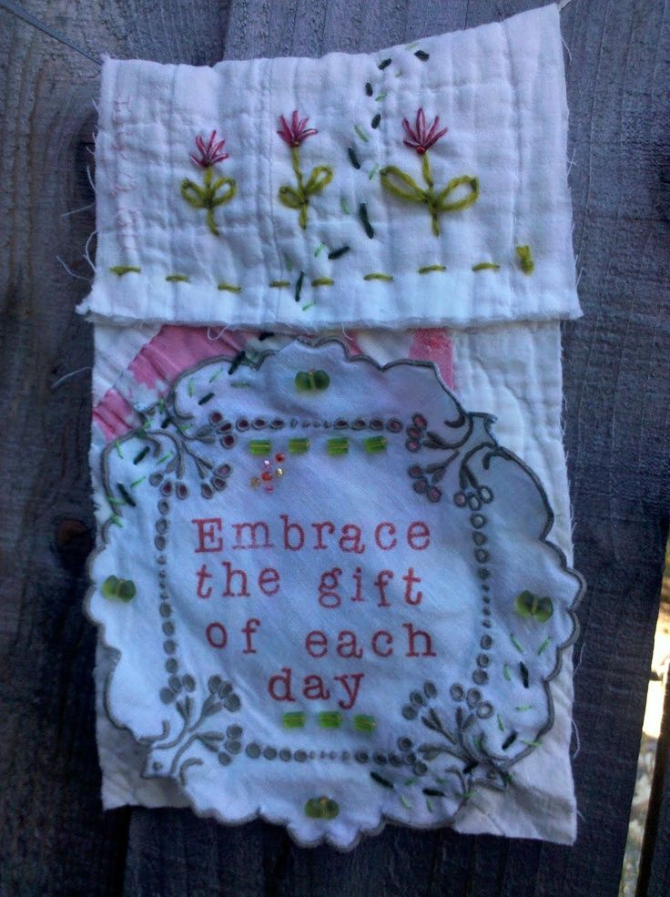 The Prayer Flag Project: Carol Simpson: Embrace the Gift of Each Day