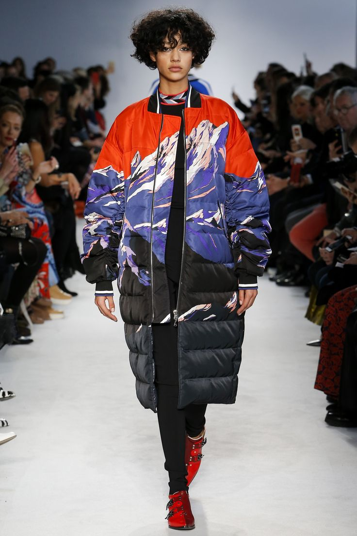 Emilio Pucci Fall 2016 Ready-to-Wear