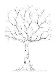 blank tree template - Google Search