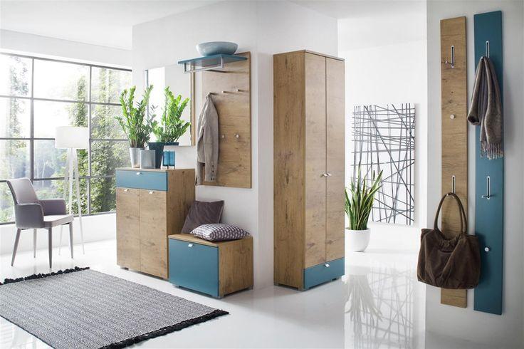 Wittenbreder Multi Color Una Garderobenprogramm Garderobe - Möbel Mit www.moebelmit.de