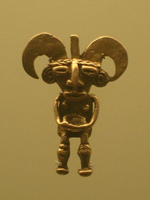 Museo del Oro Quimbaya en Armenia by Museo del Oro, via Flickr