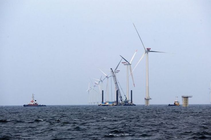 Europe could see 70 GW of Offshore Wind in 2030