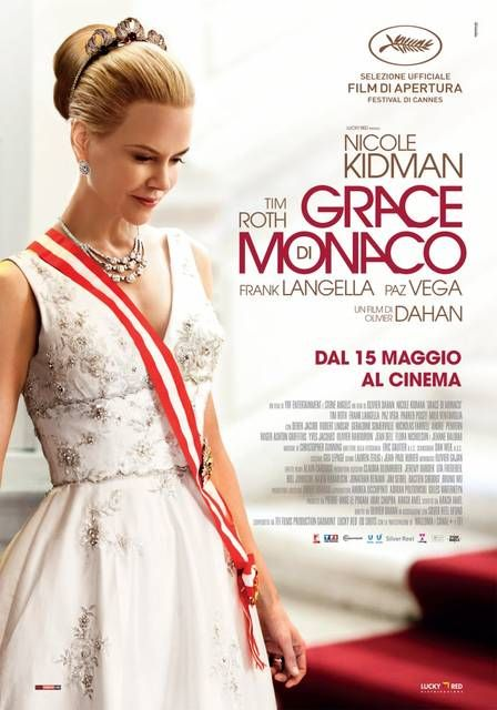 Grace of Monaco: movie review #Cannes67