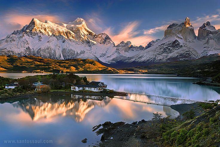 Torres del Paine, Chile | Sitios mas bellos del mundo