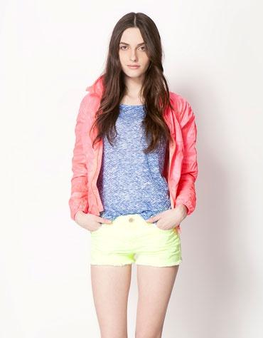 Bershka Estonia - BSK nylon jacket