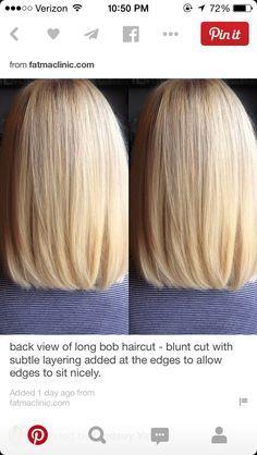 Best 25 long straight bob haircut ideas on pinterest lob 27 beautiful long bob hairstyles shoulder length hair cuts solutioingenieria Gallery