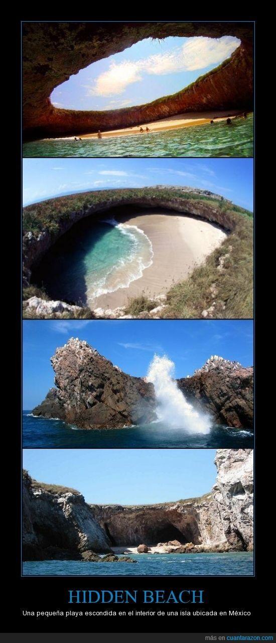Las islas Marietas o islas Tres Marietas son un grupo de pequeñas islas deshabitadas en el estado de Nayarit a unas pocas millas de Punta de Mita y Nuevo Vallarta, Nayarit, México. Son destinos tur...
