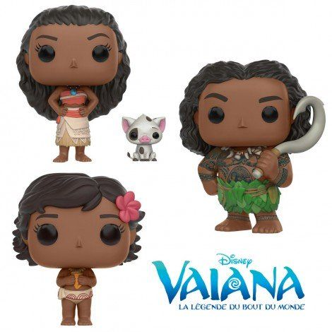 Figurine POP Disney Moana (Vaiana)