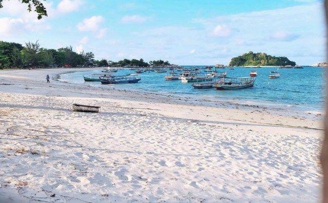 Tanjtung Kelayang Beach Belitung