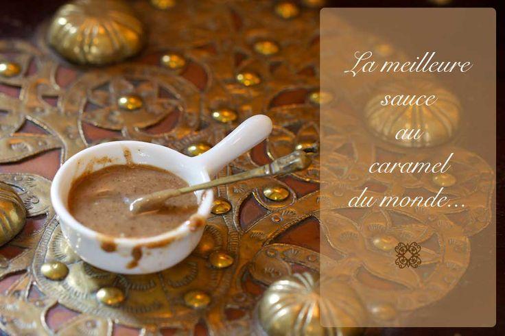 La meilleure sauce au caramel (au monde) sur http://www.chaudron-pastel.fr