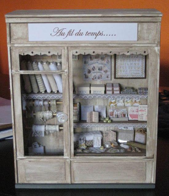 Amis du Jouet Ancien et du Patrimoine Miniature: Magali - PARIS (75)