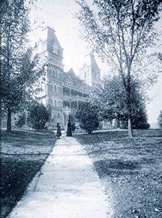 The Ridges, haunted old mental institution in Athens, Ohio