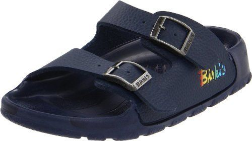 Birki's Haiti Sandal (Toddler/Little Kid/Big Kid) Birki's. $16.89. Fit: True to Size. synthetic. Rubber sole. Made in: Germany