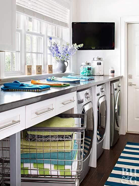 Storage Solutions For Every Room Laundry Room Design Laundry