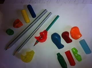 les guides doigts testés en rééducation de l'écriture
