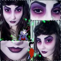 lydia beatlejuice cosplay makeup