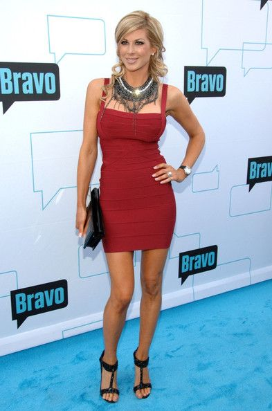 Alexis Bellino  -- Thank god she's gone, this way we don't have to see her creepy husband Jimbo!