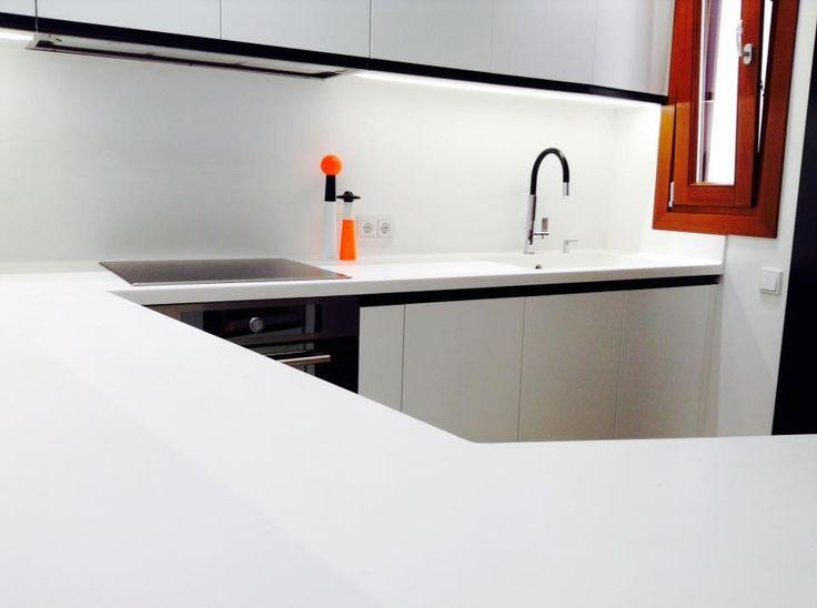 #solid #surface #hanex #kitchen #franke #design #interiordesign