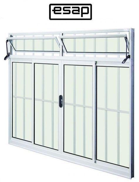 janela de aluminio