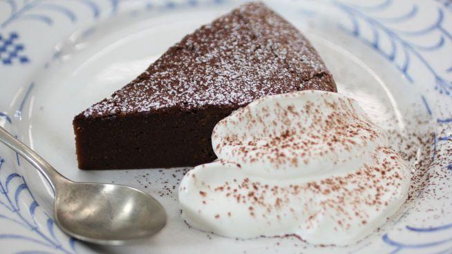 Tarta de chocolate 'Alain Chapel' (Robin Food)