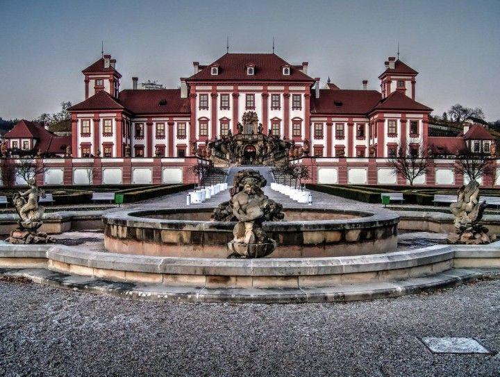 Troja Chateau, Prague, Châteaux and Castles in the Czech Republic