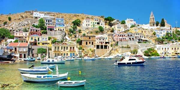 Rhodos, Kreikka