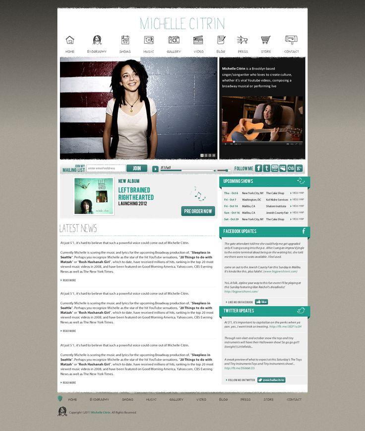 Web Page Design by KR Designs