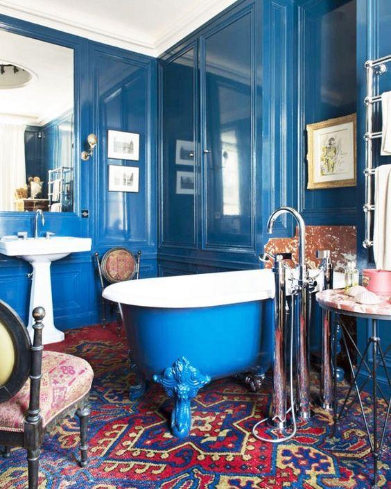 100 besten Badewannen und Badezimmer Bilder auf Pinterest ...