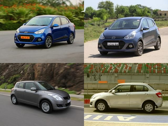 Slideshow : Hatchbacks vs compact sedans: Which one to buy