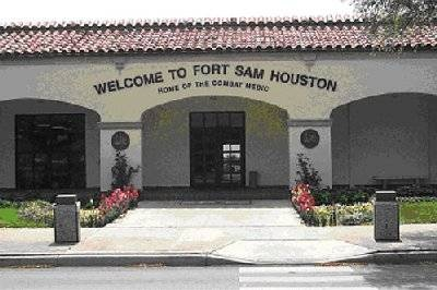 Fort Sam Houston, Texas  US Army