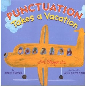 What would happen if punctuation went away? From gasping for breath while reading to confusion of meaning, there are many consequences for a punctuation vacation.Teaching Languages Art, Writers Notebooks, Schools, Art Education, Vacations, Mentor Texts, Children Book, Pictures Book, Punctuation