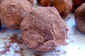 Fruit Mince Ganache Truffles | Vanessa Baxter