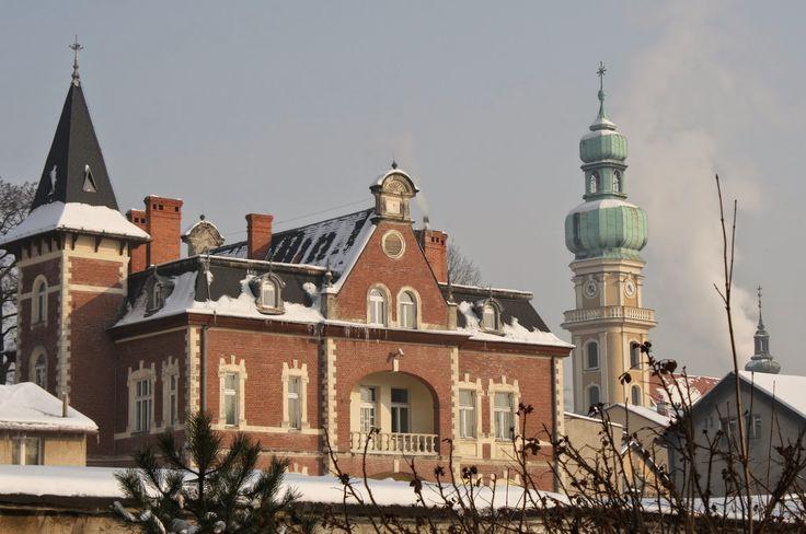 Stare+Tychy,+dachy,+wieże+i+wieżyczki.+Fot.+Maria+Lipok-Bierwiaczonek,+2010.jpg (1600×1063)