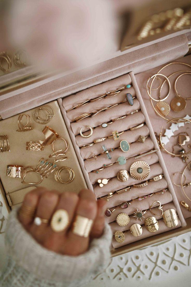 @chon.and.chon www.chonandchon.com jewelry addict, boite à bijoux, rangement bijoux, rangement bagues, boite à bagues