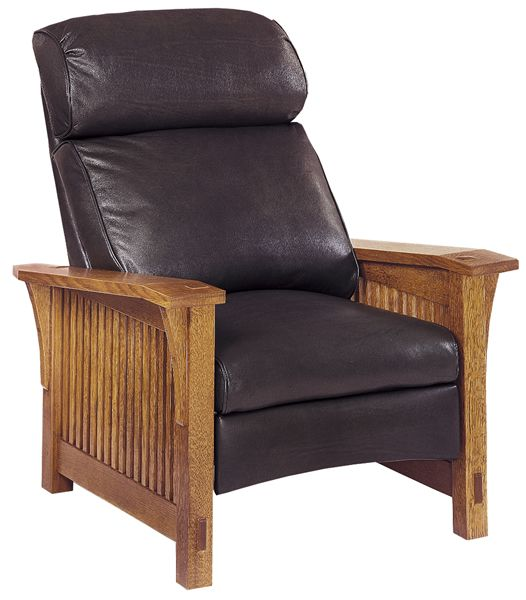 Shop For Stickley Bustle Back Spindle Morris Recliner, And Other Living  Room Chairs At Willis Furniture In Virginia Beach, VA.