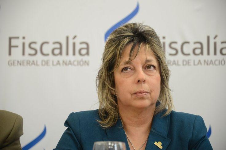 Pidió traslado por problemas de salud según informó el fiscal de Corte a legisladores de los distintos partidos políticos, no atendera el caso ANCAP .Fiscal Maria de los An geles Camiño.