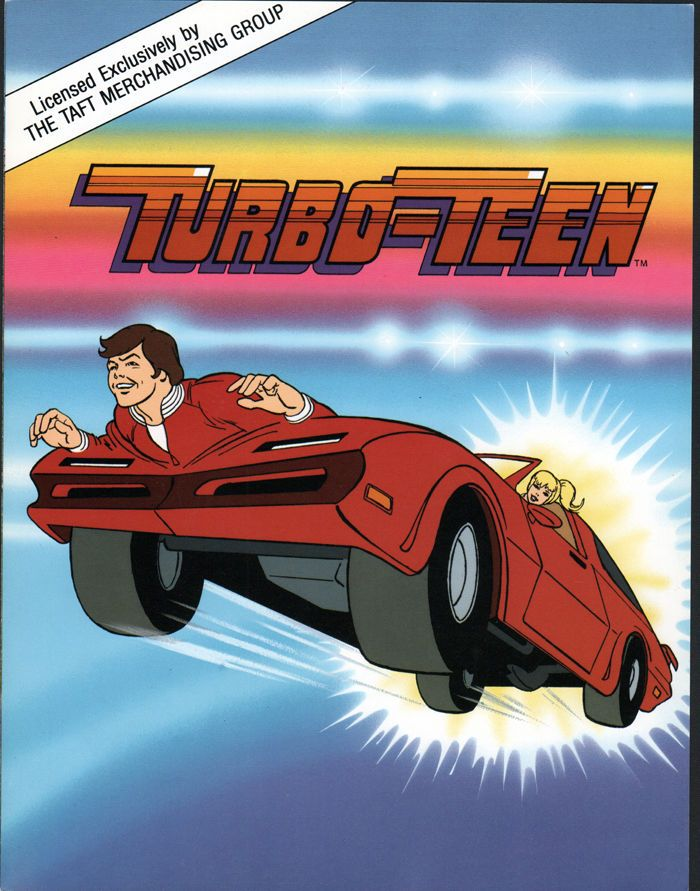 Turbo Teen Dvd 100