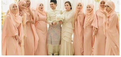 Ceritera Cinta: Innai Red + Glam Weddings + The Joe Zakaria Photography