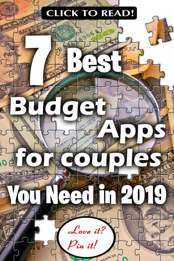 9 Best Budget Apps for Couples You Need in 2019 | Budgeting
