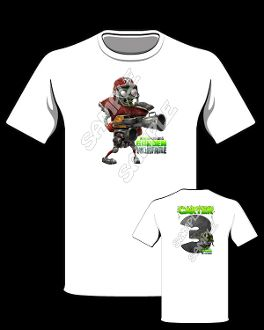 PLANTS VS ZOMBIES GARDEN WARFARE T-SHIRT