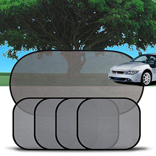 xfay pare soleil fen tre de voiture auto b b enfant refletant rayon et absorbant les rayons. Black Bedroom Furniture Sets. Home Design Ideas