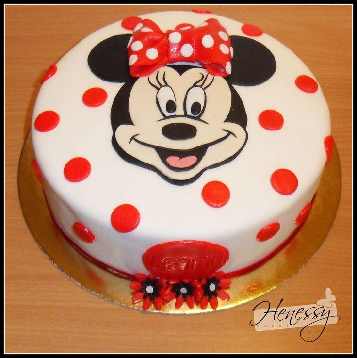 Minnie torta - Minnie cake