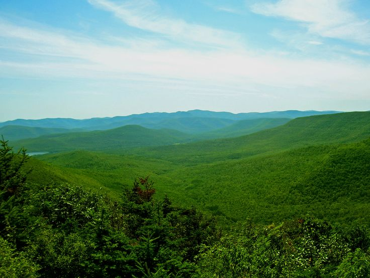 Catskill Mountains, New York, USA