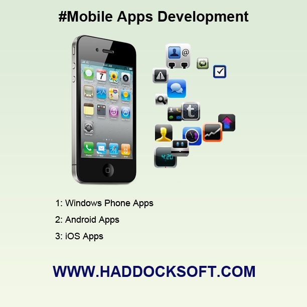 #Haddocksoft uses ingenious and controlled #development approaches and #programming procedures, coding strategies and standards to develop high quality #mobile #apps. http://www.haddocksoft.com/mobile-apps-development