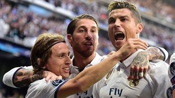 Ρεάλ Μαδρίτης για τελικό με ΧΑΤ ΤΡΙΚ του Ρονάλντο   Μια ανάσα από τον τελικό του Τσάμπιονς Λιγκ βρίσκεται η Ρεάλ Μαδρίτης μετά τη νίκη της με 3-0 επί της συμπολίτισσάς της Ατλέτικο... from ΡΟΗ ΕΙΔΗΣΕΩΝ enikos.gr http://ift.tt/2qBBWoK ΡΟΗ ΕΙΔΗΣΕΩΝ enikos.gr