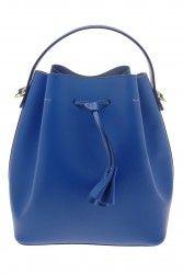 CELINE LEFEBURE sac Karin (bleu cobalt)